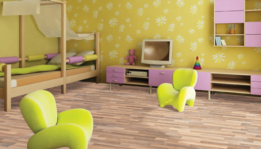 India Art n Design features Bamboo flooring from Inovar