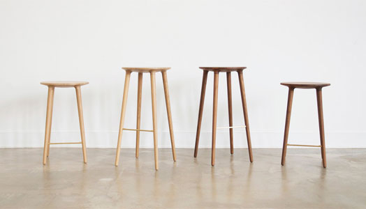 C401 stool from Kastella
