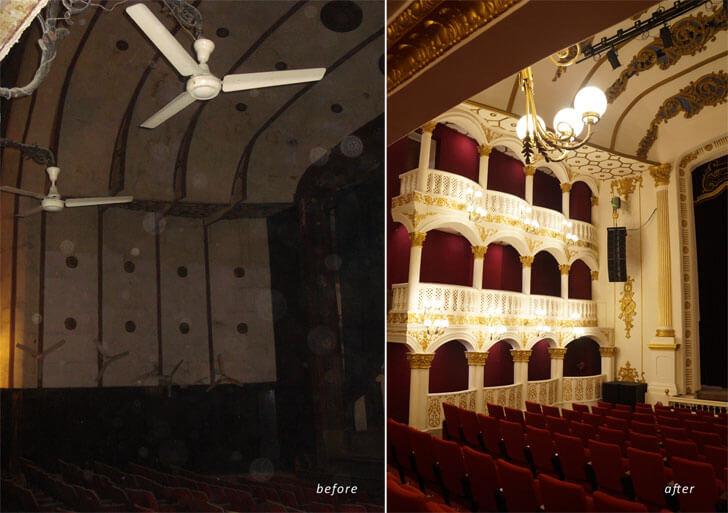 """""""Balconies Royal Opera House Mumbai Abha Lambah Associates indiaartndesign"""""""