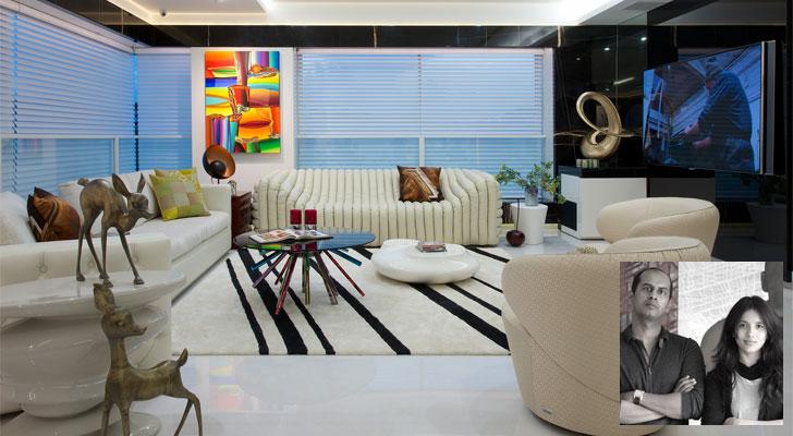 """""""Juhu residence ZZ Architects indiaartndesign"""""""