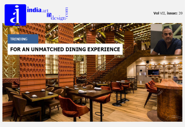 For an unmatched dining experience!