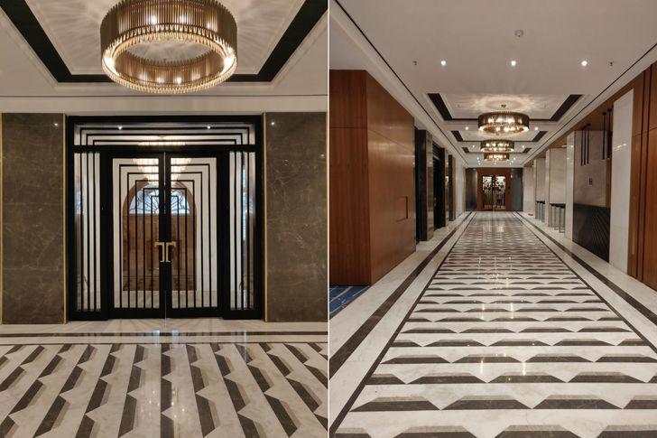 """""""entrance lobby Bombay House Somaya Kalappa Architects Indiaartndesign"""""""