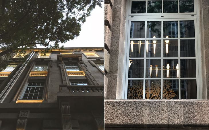 """exterior Bombay House Somaya Kalappa Architects Indiaartndesign"""