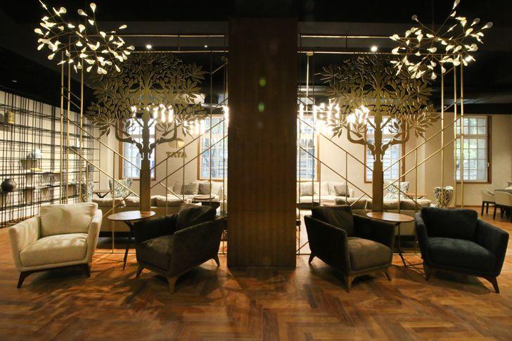 """""""lounge area Bombay House Somaya Kalappa Architects Indiaartndesign"""""""