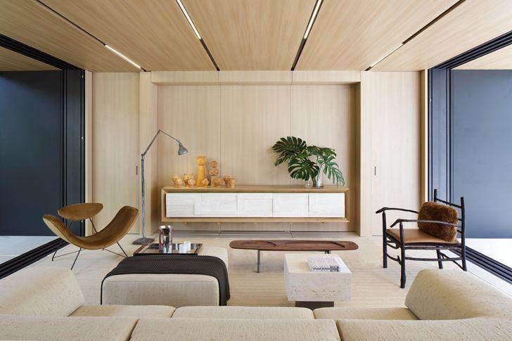 """Living SysHaus Arthur Casas Design prefabricated homes indiaartndesign"""