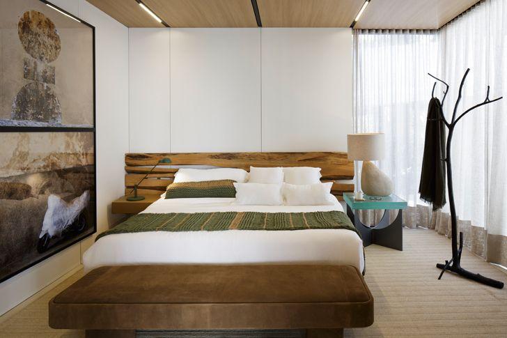 """bedroom SysHaus Arthur Casas Design prefabricated homes indiaartndesign"""
