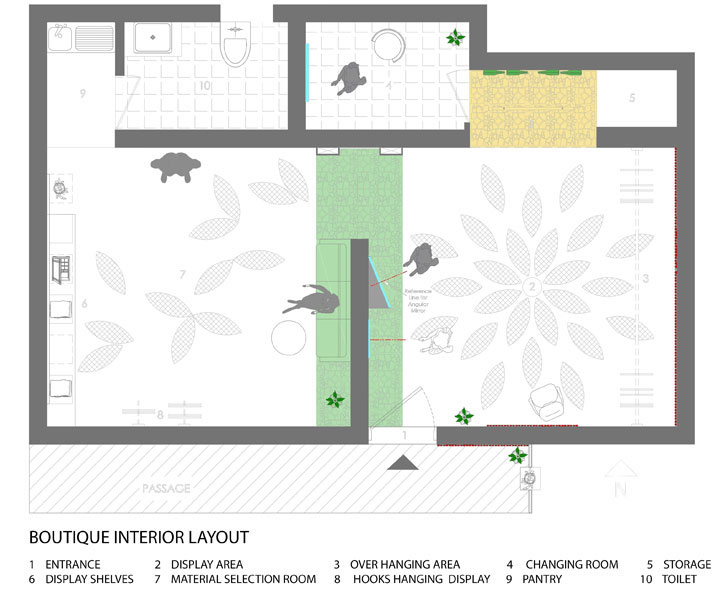 floor plan ShefaliStudio ManojPatelDesignStudio indiaartndesign