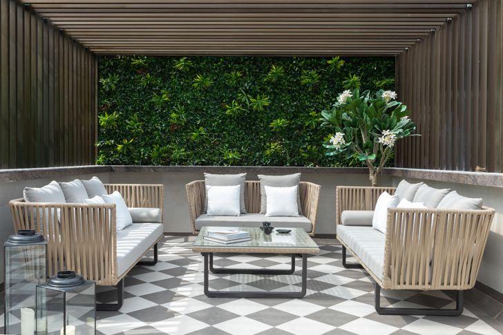 """""""sheltered terrace Luxury apartment mumbai ayeshapuri indiaartndesign"""""""