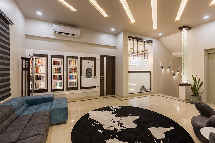 lounge Villa32 TheKariGhars indiaartndesign