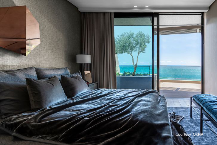 """bedroom clifton 301 capetown seaside apartment okha indiaartndesign"""