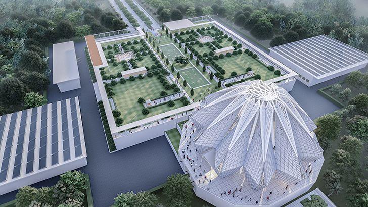 tech in design The Sacred Hendecagon ratLAB indiaartndesign