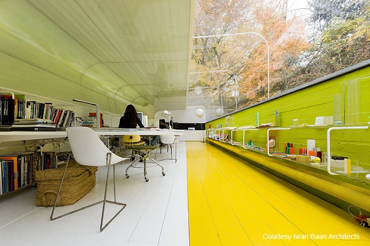 """Selgas cano office Iwan Baan Architects indiaartndesign"""